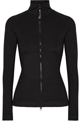 Adidas By Stella Mccartney Climalite Stretch Jacket Black