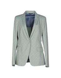 Brian Dales Suits And Jackets Blazers Women Light Green