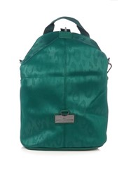 Adidas By Stella Mccartney Studio Neoprene Backpack Green
