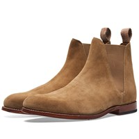 Grenson Nolan Chelsea Boot Brown