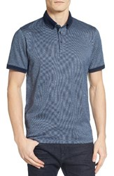 Ted Baker Men's London Tig Jacquard Polo
