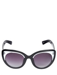 Erdem Cat Eye Acetate Sunglasses