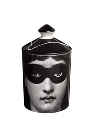 Fornasetti Burlesque Otto Scented Candle With Lid