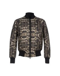 Messagerie Jackets Military Green