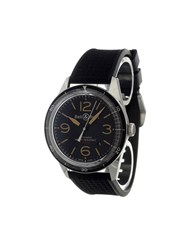 Bell And Ross 'Br 123 Original Sport Heritage' Analog Watch Stainless Steel