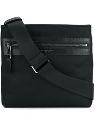 Michael Kors Collection Small 'Kent' Messenger Bag Black