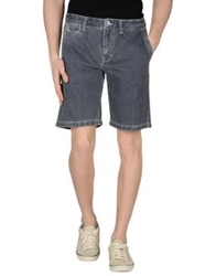 North Sails Denim Bermudas Blue