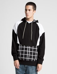 Hall Of Fame Black Tech Grid Hoodie