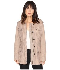 Free People Not Your Brothers Jacket Rose Women's Coat Pink