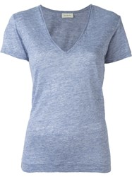 By Malene Birger 'Irsian' T Shirt Blue