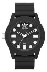 Men's Adidas 'Adi 1969' Silicone Strap Watch 44Mm