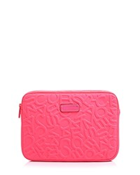 Marc By Marc Jacobs Scrambled Logo Tablet Case