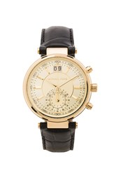 Michael Kors Sawyer Watch Black