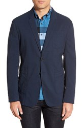 Men's Burberry Brit 'Martwell' Lightweight Cotton And Linen Blazer