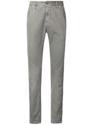 Incotex Slim Fitted Jeans Grey