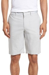 Original Penguin Men's Oxford Shorts Mirage Gray