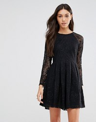 Traffic People Because Sometimes You Should Supreme Dress In Lace Black