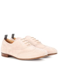 Church's Taylor Suede Oxford Shoes Beige