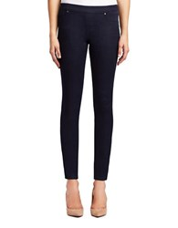 Jessica Simpson Faded Five Pocket Leggings Blue