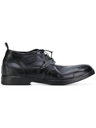 Sartori Gold Lace Up Shoes Men Leather 43 Black