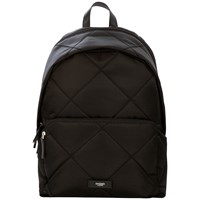 Knomo Bathurst Quilted Backpack For 14 Laptops Black