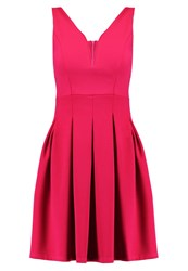 Wal G G. Cocktail Dress Party Dress Fuschia Pink