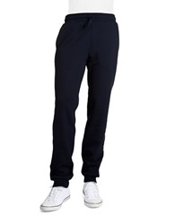 Lacoste Fleece Jogger Sweatpants Navy