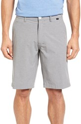 Travis Mathew Men's Beck Shorts Light Grey