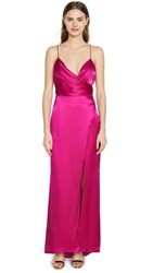 Fame And Partners The Ferne Dress Fuschia
