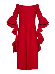 Ellery Precocious Off The Shoulder Dress