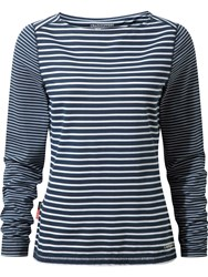Craghoppers Nosilife Erin Long Sleeved Top Blue
