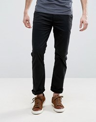 French Connection Stretch Skinny Chino Black