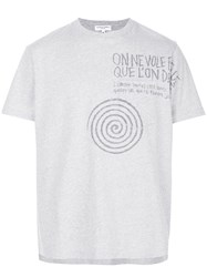 Engineered Garments Slogan Detail T Shirt 60