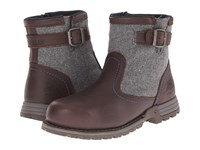 Caterpillar Jace Steel Toe Mulch Women's Work Boots Brown