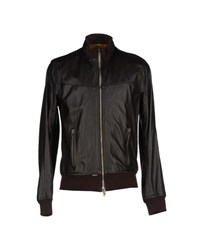 S.W.O.R.D. Coats And Jackets Jackets Men Dark Brown