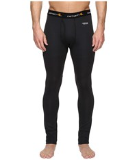 Carhartt Base Force Extremes Cold Weather Bottoms Black Men's Underwear