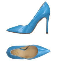 Icone Pumps Sky Blue