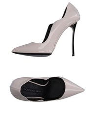 Gianmarco Lorenzi Pumps Beige