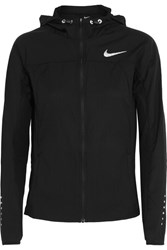 Nike Hooded Shell Jacket Black