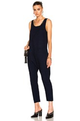 Ag Adriano Goldschmied Abyl Jumpsuit In Blue