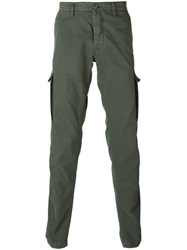 Stone Island Cargo Trousers Green