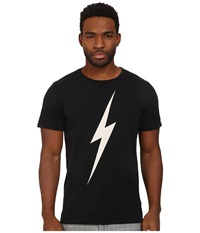 Lightning Bolt Forever Tee Moonless Night Men's T Shirt Multi
