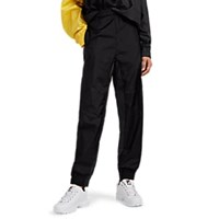 Ambush Colorblocked Tech Taffeta Track Pants Black
