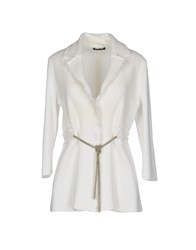 Anne Claire Anneclaire Suits And Jackets Blazers White