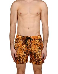 Rrd Swim Trunks Orange