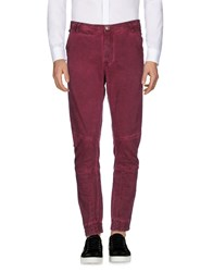 Imperial Star Casual Pants Maroon