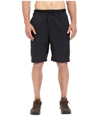 Columbia Big Tall Silver Ridge Cargo Short 42 54 Black Men's Shorts