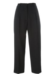 Forte Forte Cropped Trousers Black