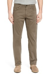 Mavi Jeans Matt Relaxed Fit Twill Pants Dusty Olive