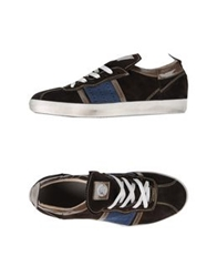 Primabase Low Tops And Trainers Dark Brown